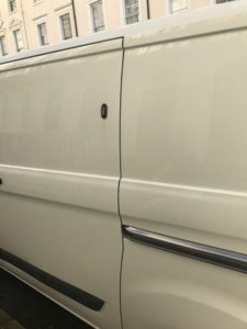 van deadlocks sussex