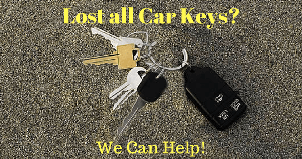 Lost car keys?